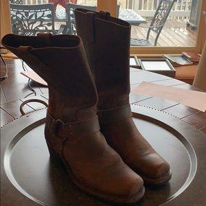 Frye boots never been worn